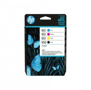HP oryginalny ink / tusz 6ZC65AE, CMYK, HP 950/951, HP Officejet Pro 276dw 8100 ePrinter
