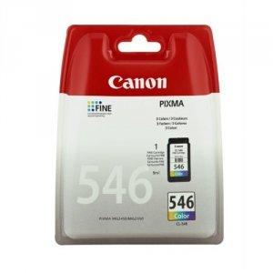 Canon oryginalny wkład atramentowy / tusz CL-546. colour. 180s. 8ml. 8289B001. Canon Pixma MG2250.2450.2550 8289B001