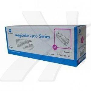 Konica Minolta oryginalny toner 4576411. magenta. 4500s. 1710-5170-07. Konica Minolta Magic Color 2300DL 4576411