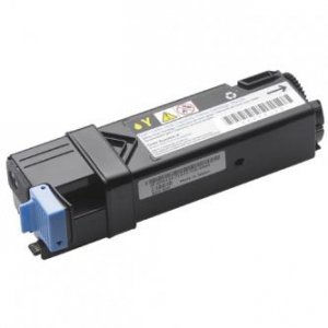 Dell oryginalny toner 593-10260. yellow. 2000s. PN124. Dell 1320C 593-10260