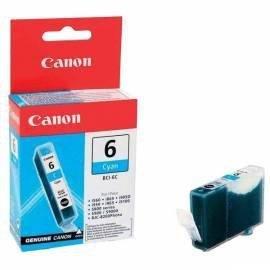 Canon oryginalny wkład atramentowy / tusz BCI6C. cyan. 13ml. 4706A028. 4706A017. blistr z ochroną. Canon S800. 820. 830. 9000. iP6000D. MP750 4706A017