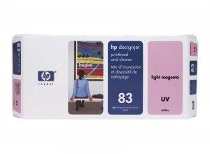 HP oryginalna głowica drukująca No83 Printhead/light mage UV 13ml DGJ C4965A