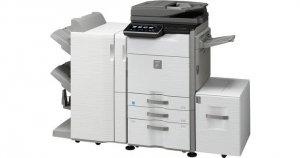Kserokopiarka Sharp MX-M565N A3, cz-b MX-M565N