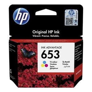 Tusz nr 653 Tri-colour 3YM74AE wkład do drukarki atramentowej