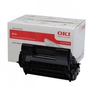 OKI oryginalny toner 1279101. black. 20000s. OKI B720 1279101