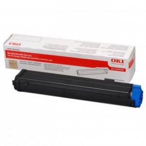OKI oryginalny toner 43502302. black. 3000s. OKI B4400. n. 4600. n. PS. nPS 43502302