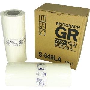Riso oryginalny matryca S-549LA. Riso GR typ 55L. A4. cena za 1 sztukę S-549LA