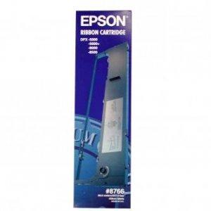 Epson oryginalna taśma do drukarki. 8766/C13S015055. czarna. 15mil.. Epson DFX 5000. 5000+. 8000. 8500 C13S015055