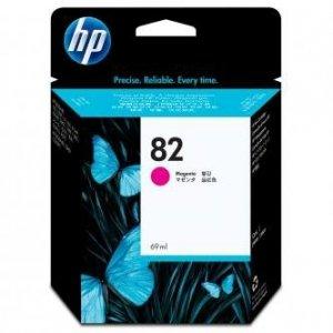 HP oryginalny wkład atramentowy / tusz C4912A. No.82. magenta. 69ml. HP DesignJet 500. PS. 800. 815. cc800ps. 4200 C4912A