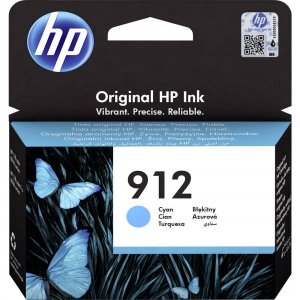HP Tusz 912 Cyan Original Ink Crtg 3YL77AE#BGY