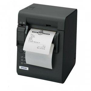 Epson Drukarka etykiet TM-L90 Black Serial/USB C31C412402