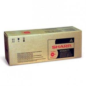 Sharp oryginalny toner MX-B20GT1. black. 8000s. Sharp MX-B200 MX-B20GT1
