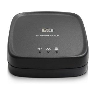 HP Serwer druku JetDirect ew2500 Wireless Print Serve J8021A#UUS