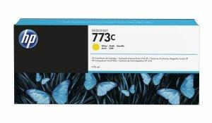HP Wkład atramentowy/773C 775ml Yellow C1Q40A