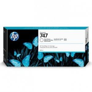 HP oryginalny wzmacniający połysk P2V87A, HP 774, Gloss Enhancer Cartridge, 300ml, HP DesignJet Z9+ PostScript, Z9+dr P2V87A