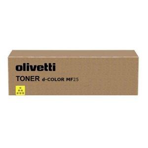 Olivetti oryginalny toner B0534/8938-522. yellow. 12000s. Olivetti D-COLOR MF 25. 25+ B0534
