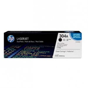 HP oryginalny toner CC530AD. black. 7000 (2x3500)s. 304A. HP HP Color LaserJet CP2025. CM2320. Dual pack 2szt CC530AD