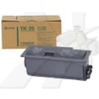 Kyocera Mita oryginalny toner TK25. black. 5000s. Kyocera Mita FS-1200 37027025