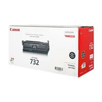 Canon oryginalny toner CRG732. black. 6100s. 6263B002. Canon i-SENSYS LBP7780Cx 6263B002