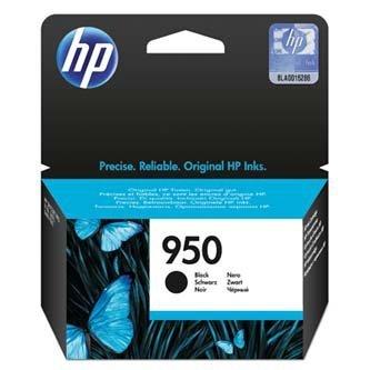 HP oryginalny wkład atramentowy / tusz CN049AE. No.950. black. 1000s. 24ml. HP Officejet Pro 8100 ePrinter CN049AE