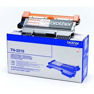 Brother oryginalny toner TN2210. black. 1200s. Brother HL-2240D. 2250DN TN2210