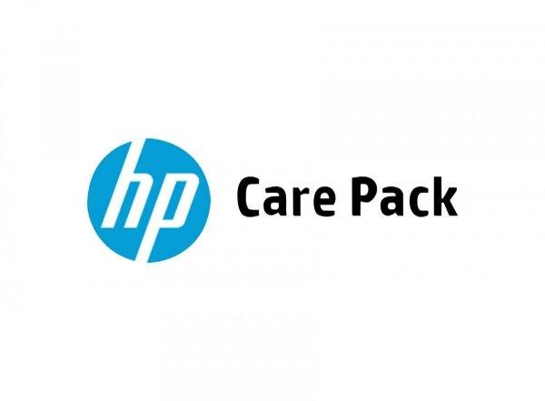 HP Usługa serwisowa 3Y Std Exc Service Laser 10x 13x MFP UB4W1E