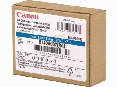 Canon oryginalny wkład atramentowy / tusz BJIP300. cyan. 13500s. 8140A002. Canon CX-320. 350