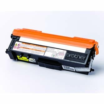 Brother oryginalny toner TN328Y. yellow. 6000s. Brother HL-4570CDW TN328Y