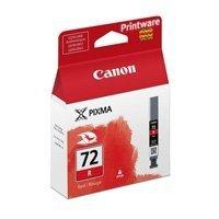 Canon oryginalny wkład atramentowy / tusz PGI72R. red. 14ml. 6410B001. Canon Pixma PRO-10 6410B001