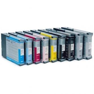 Epson oryginalny wkład atramentowy / tusz C13T614400. yellow. 220ml. Epson Stylus pro 4400. 4450 C13T614400