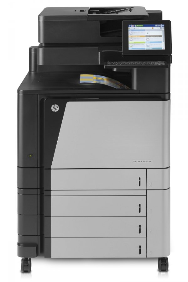 HP Urządzenie wielofunkcyjne LJ Ent Color MFP M880z A2W75A#B19