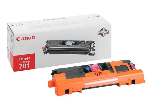 Canon oryginalny toner EP701. magenta. 2000s. 9289A003. Canon LBP-5200. Base MF-8180c 9289A003