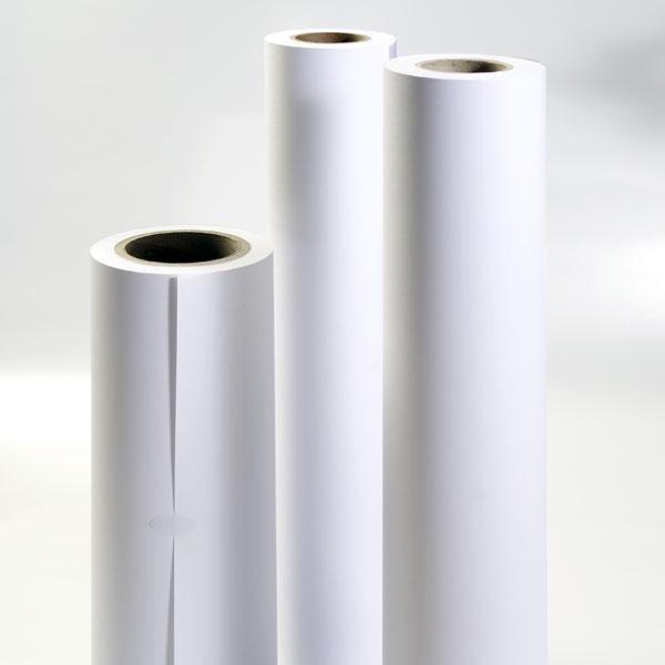 Papier w roli do plotera, niepowlekany 610mm x 50m, 90g PP610x50/90