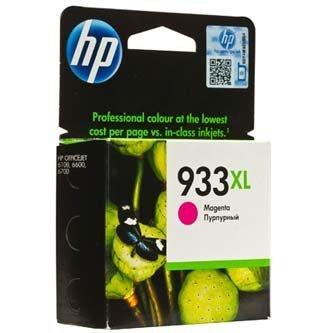 HP oryginalny wkład atramentowy / tusz CN055AE. No.933XL. magenta. 825s. HP Officejet 6100. 6600. 6700. 7110. 7610 CN055AE