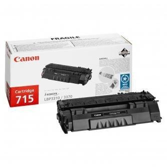 Canon oryginalny toner CRG715. black. 3000s. 1975B002. Canon LBP-3310. 3370 1975B002AA