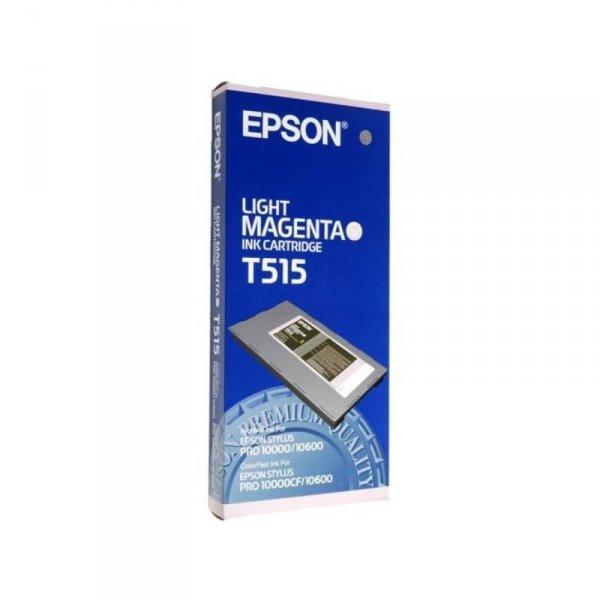 Epson oryginalny wkład atramentowy / tusz C13T515011. light magenta. Epson Stylus Pro 10000 CF C13T515011