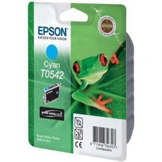 Epson oryginalny wkład atramentowy / tusz C13T054940. blue. 400s. 13ml. Epson Stylus Photo R800. R1800 C13T05494010