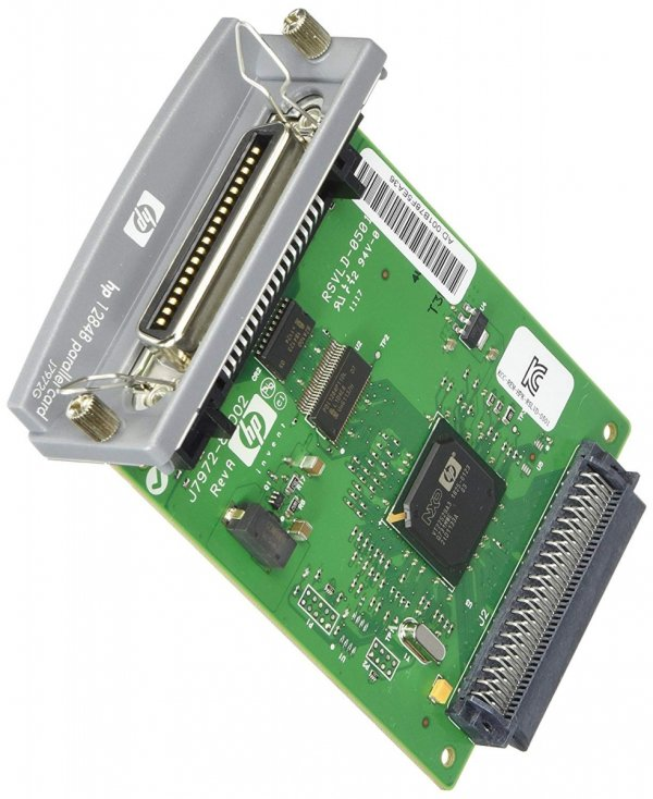 HP Karta 1284B Parallel Eio Card J7972G