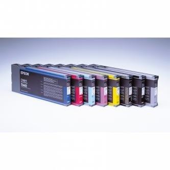 Epson oryginalny wkład atramentowy / tusz C13T544300. magenta. 220ml. Epson Stylus Pro 7600. 9600. PRO 4000