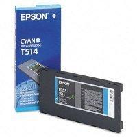 Epson oryginalny wkład atramentowy / tusz C13T514011. cyan. Epson Stylus Pro 10000 CF