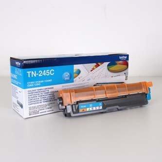 Brother oryginalny toner TN245C. cyan. 2200s. Brother HL-3140CW. 3170CW TN245C