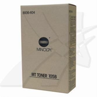 Konica Minolta oryginalny toner 8936604. black. 11500s. MT105B. Konica Minolta Di181. 2x410g 8936604