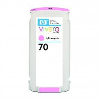 HP oryginalny wkład atramentowy / tusz C9455A. No.70. light magenta. 130ml. HP Designjet Z3100. Z2100 C9455A