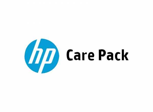HP Polisa serwisowa eCare Pack/2y std exch single fcn pri UG208E