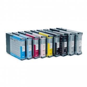 Epson oryginalny wkład atramentowy / tusz C13T543300. magenta. 110ml. Epson Stylus Pro 7600. 9600. PRO 4000 C13T543300