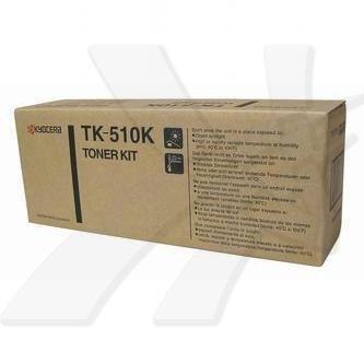 Kyocera Mita oryginalny toner TK510K. black. 8000s. 1T02F30EU0. Kyocera Mita FS-C5020N 1T02F30EU0