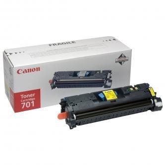 Canon oryginalny toner EP701. yellow. 4000s. 9284A003. Canon LBP-5200. Base MF-8180c 9284A003