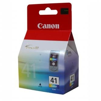 Canon oryginalny wkład atramentowy / tusz CL41. color. 312s. 12ml. 0617B001. Canon iP1600. iP2200. iP6210D. MP150. MP170. MP450 0617B001