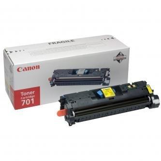 Canon oryginalny toner EP701. yellow. 2000s. 9288A003. Canon LBP-5200. Base MF-8180c 9288A003