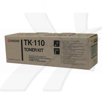 Kyocera Mita oryginalny toner TK110. black. 6000s. 1T02FV0DE0. Kyocera Mita FS-720. 820. 920 1T02FV0DE0